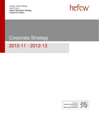 Corporate Strategy Final English