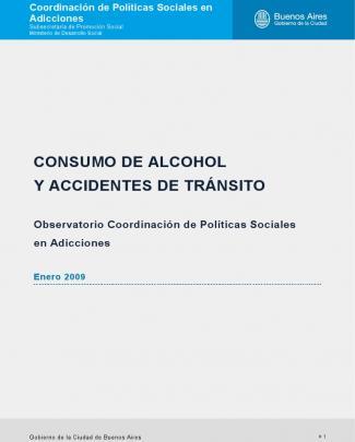 Consumo Alcohol Accidentes Transito