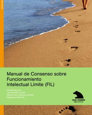 Manual De Consenso Sobre Funcionamiento Intelectual Limite - Salvador Carulla