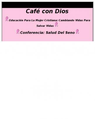 Adames Rmo! Viernes Octubre 13, 2013 630pm. Vengan A Disfrutar Un Conferencia Super Espectacular En La Iddpmi In Indiana Harbor! Los Esperamos!