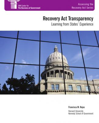 Recovery Act Transparency