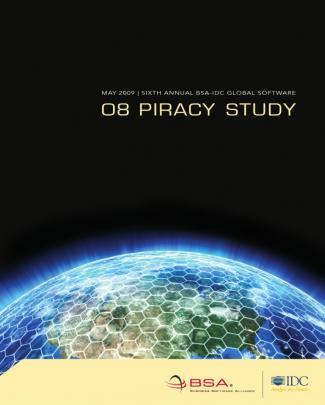 Global Piracy 2008