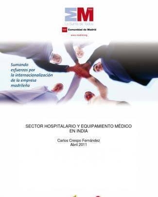 Estudio De Mercado: Sector Hospitalario Y Equipamiento Médico En La India