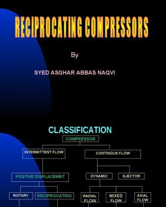 Reciprocating Compressor Ii