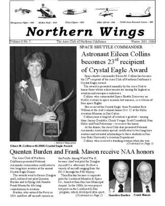 Northern California Aero Club - 12/06
