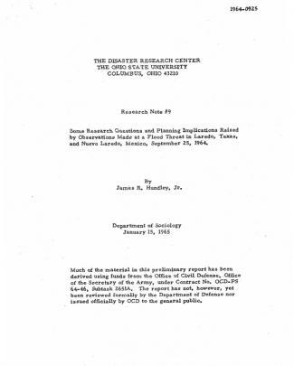 Laredo Squadron - 09/25/1964