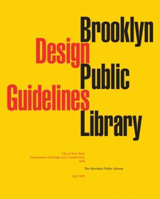 Brooklyn Public Library Design Guide