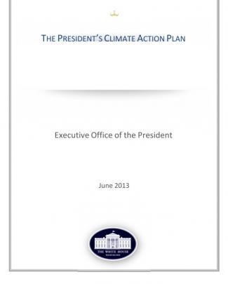 Barack Obama's Climate Action Plan
