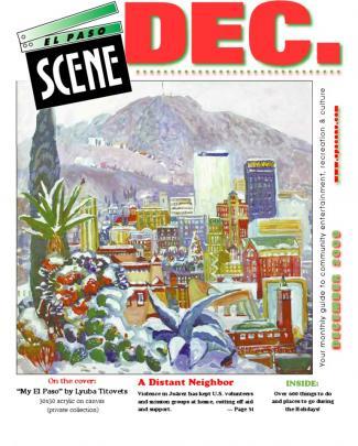 El Paso Scene December 2009