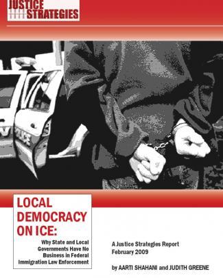 Justice Strategies - Local Democracy On Ice (feb. 2009)