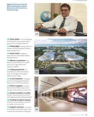 Flemingo Diplomatic - Tfwa Asia Pacific Conference