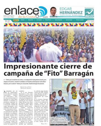 Edicion 235, Enlace De La Costa