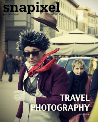 Snapixel Magazine Issue 4: Travel Photography