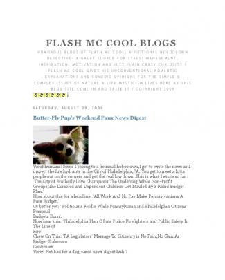 Flash Mc Cool Blogs