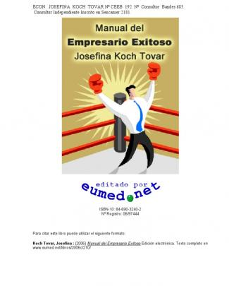 Manual Del Rio Exitoso