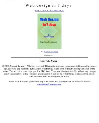 Web Design Codes
