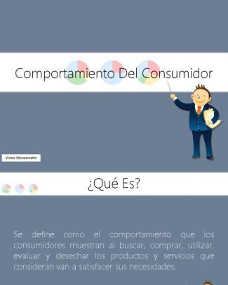 Caribbean International University - Mba In Marketing - Comportamiento Del Consumidor.