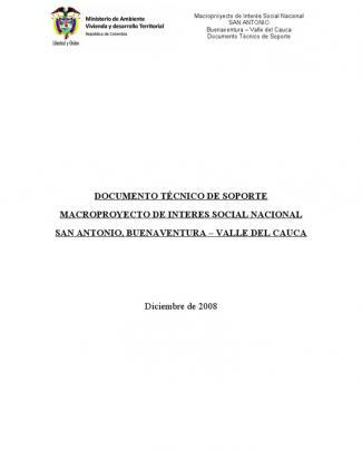 Macroproyecto De Interés Social Nacional San Antonio