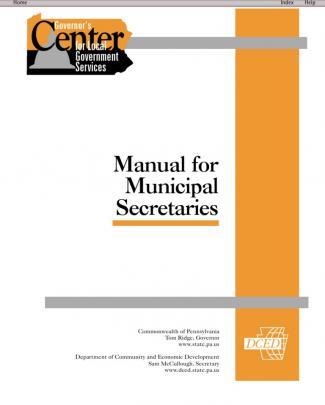 Municipal Secretaries
