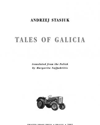 Tales Of Galicia