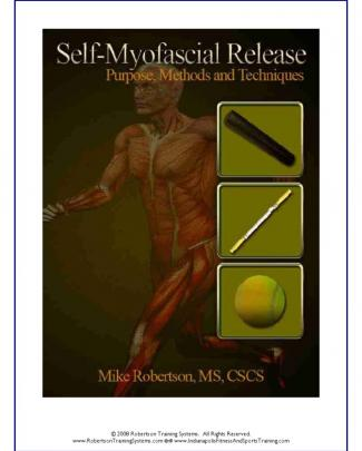 Self Myofascial Release