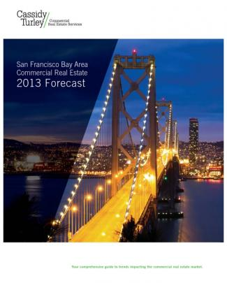 San Francisco Bay Area Commercial Real Estate - 2013