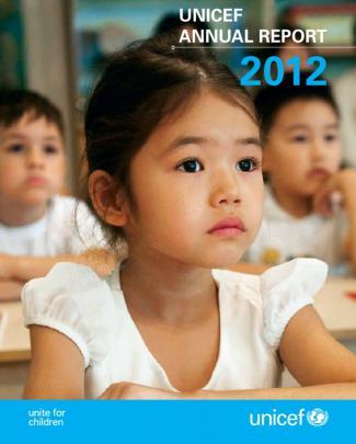 Unicef: Annual Report 2012