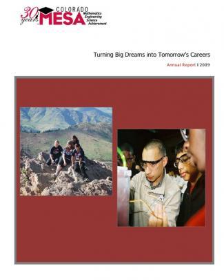 Colorado Mesa 2009 Annual Report