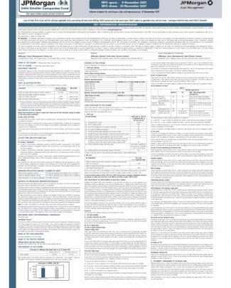 Nfo Sundaram Bnp Paribas Energy Opportunities Fund Application Form
