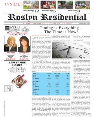 Roslyn Residential
