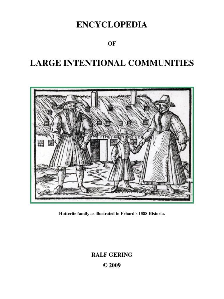 Encyclopedia Of Large Intentional Communities Id 5c112d6d04420